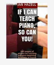 Advice from a successful piano teacher about what qualifications you need to set up your own piano teaching business.