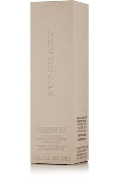 Burberry Beauty - Cashmere Foundation Spf20 - Warm Nude No.34, 30ml - Neutral - one size