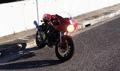 Ducati SS Cafe-Racer