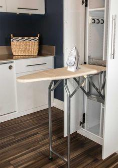 200 Ideas De Planchador Muebles Para Planchar Tabla De Planchar Diseño De Lavadero