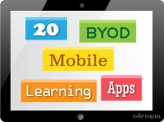 """Got apps? Here's an """"awesome"""" list of apps for writing, creating ebooks, submitting student work, and more."""