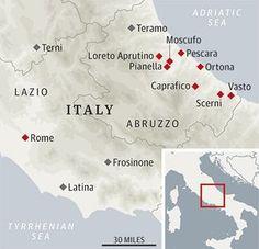 A foodie autumn break in Abruzzo, Italy
