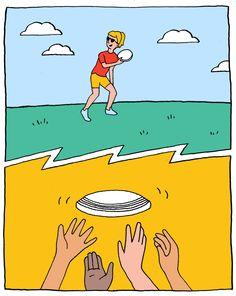 UO DIY: Frisbee Five Ways