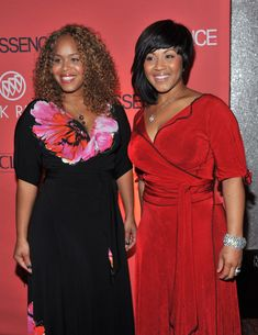 Tina Campbell, one half of the Gospel duo Mary Mary , is pregnant with her child. Erica Campbell, Pregnant Celebrities, Mary Mary, Beautiful Black Women, What To Wear, Celebs, Divas, Famous People, Pretty