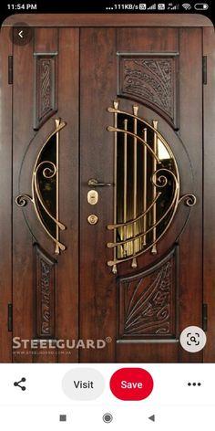 Panel Doors, Conception, Locker Storage, Door Handles, Mirror, Wallpaper, Furniture, Design, Home Decor