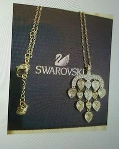Swarovski Crystal Heart Necklace Jewlery Sensible Hearts New Retired Mothers Day