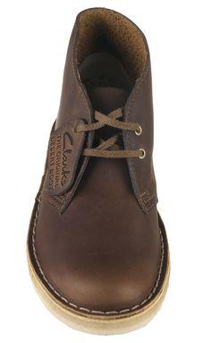 Clarks Desert Boots - Beeswax