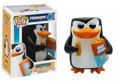 "DreamWorks: The Penguins of Madagascar: ""Skipper"""