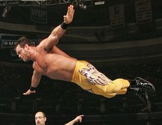 Despite the tragic end to Chris Benoit's life and his murder of family, the man was a great wrestler.