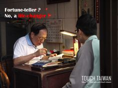 Fortune-telling Lane | Fortune-teller ? No, a life-changer.