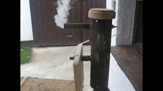 Homemade Cold smoke Generator / Füstgenerátor