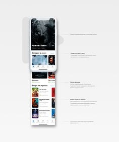 Michail Nezgovorow on Behance UI presentation mobile app concept Web Design, App Ui Design, Interface Design, Flat Design, Web Mobile, Mobile App Ui, Ui Portfolio, Case Study Design, Presentation Layout
