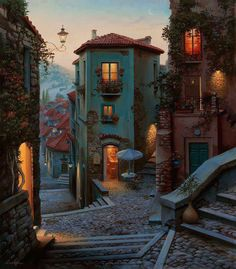Be a part of this fairy tale ancient village, Campobasso, Italia Places Around The World, Oh The Places You'll Go, Places To Travel, Places To Visit, Around The Worlds, Beautiful World, Beautiful Places, Beautiful Roads, Voyage Europe