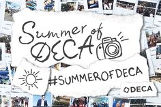 You may think that DECA also takes a break in the summertime, but the truth is DECA never stops. Summer Time, Daylight Savings Time, Summer