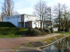 Vichy - centre omnisports - Centre international de Séjour