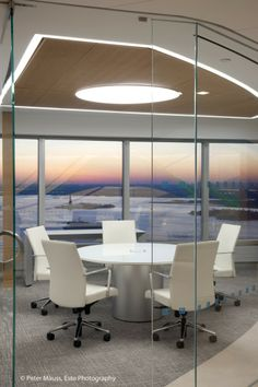 Inside Fidessas New York City Offices #office: office space, office design, office interiors