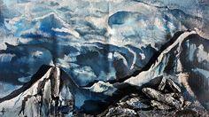 Mount #Ararat #adamamos #propheticartist #artistoninstagram Rats, Outdoor, Painting, Instagram, Outdoors, Painting Art, Outdoor Games, Paintings, Outdoor Living