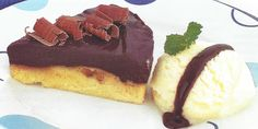 Torta de Chocolate com Recheio ~ Cozinha e Tals