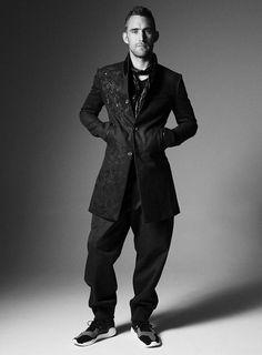 Will Chalker for Details Magazine by Greg Kadel