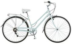 Best Seller Schwinn Wayfarer Hybrid Bicycle, Featuring Retro-Styled Step-Through Step-Over Steel Frames Drivetrain, Front Rear Fenders, Rear Rack, Wheels online - Liketopclothing - Women's style: Patterns of sustai Specialized Bikes, Cruiser Bicycle, Buy Bike, Bicycle Maintenance, Cool Bike Accessories, Bike Reviews, Bike Seat, Cool Bikes, Mountain Biking