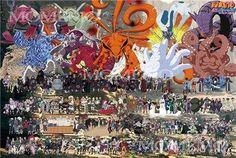 1000 Pieces Naruto Jigsaw Puzzle - Naruto