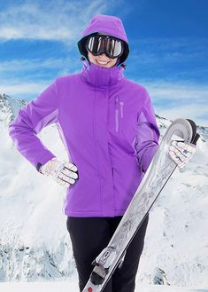 Pin it for later. Find out More snowboarding jackets. Critical seams sealed to keep water out; Microfleece lined zip-off hood. Adjustable cuffs and waist. Moisture wicking inner material keeps you dry