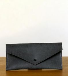 This adorable little leather clutch is only $40!