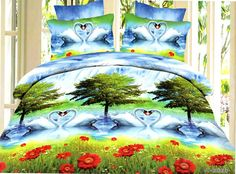 Material: Cotton Satin 3 Pieces: 1 Bed Sheet and 2 Pillow covers Size: King Size, 230x250 cm Pillow Size: 50x75 cm Quality: A+ Price: Rs.1800/-  Note : BedSheets are same shown in quilt cover No Delivery Charges Cash on Delivery  For delivery inbox us with the design, your name, cell & address or whatsapp/message/call us at 0336-8463725