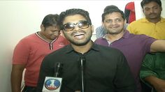Allu Arjun Birthday Celebrations    Son Of Satyamurthy Movie