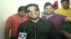Allu Arjun Birthday Celebrations || Son Of Satyamurthy Movie