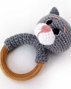 Newborn Crochet Patterns, Crochet Patterns For Beginners, Easy Crochet Patterns, Crochet Patterns Amigurumi, Knitting For Kids, Crochet For Kids, Crochet Baby, Crochet Accessories, Crochet Animals