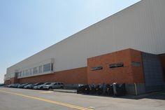 Centro de Distribución. Parque logístico del norte   Warehouse