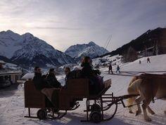 Kutschenfahrten im Kleinwalsertal Bavaria, Austria, Switzerland, Mount Everest, Germany, Mountains, Country, Nature, Travel
