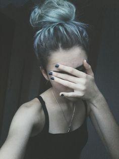 Couleur temporaire cheveux