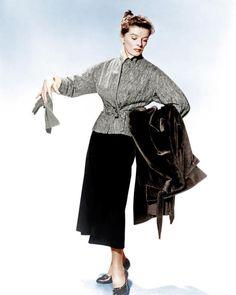 Desk Set: Katharine Hepburn