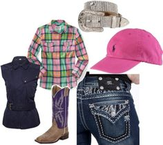 """""""Cattle Show"""" by hsfarmgirl on Polyvore"""