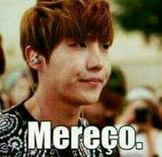 ||BTS||  #Memes #J-Hope  Aquele momento que sua mãe manda você para de ver MV's para cuida da sua irmã (o) mais novo.