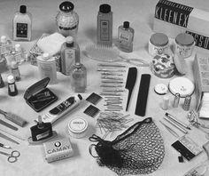 What's in your vanity?