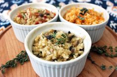 Microwave Hacks: Introducing Our 10-Minute Risotto Cups