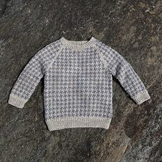 """""""Lasse"""" - fra Susie Haumanns """"Warm knit for cool kids"""""""