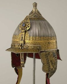 15th century Turkish helmet