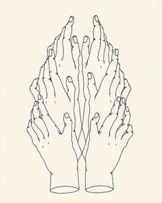 idol hands by justinbryannelson, via Flickr