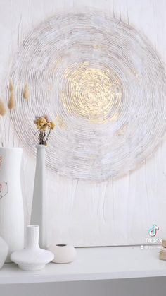Diy Canvas Art, Diy Wall Art, Diy Wall Decor, Cuadros Diy, Diy Crafts For Home Decor, Texture Art, Acrylic Art, Diy Painting, Art Projects