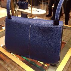 Hermes Halzan Bag (Back Side)