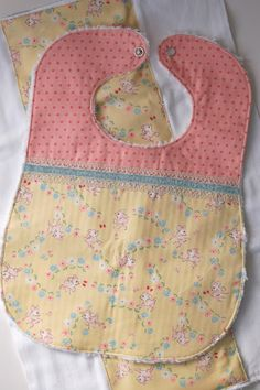 sewing for a baby (no, I'm not pregnant!!!)   lots of pink here!
