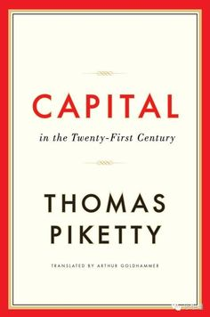 Thomas Piketty's Capital in the 21st Century