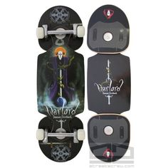 Dimension Streetboards pivotboard - Warlord model.
