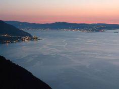 | Reggio Calabria | Vista dallo stretto di Messina |
