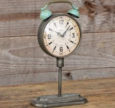 Tabletop Clock | Decorative Clock | Desk Clock