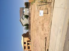 July 12, 2012 Staking of our new home!